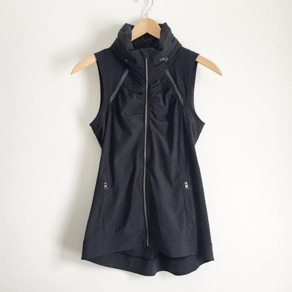 Lululemon Go the Distance Running Vest Black 4